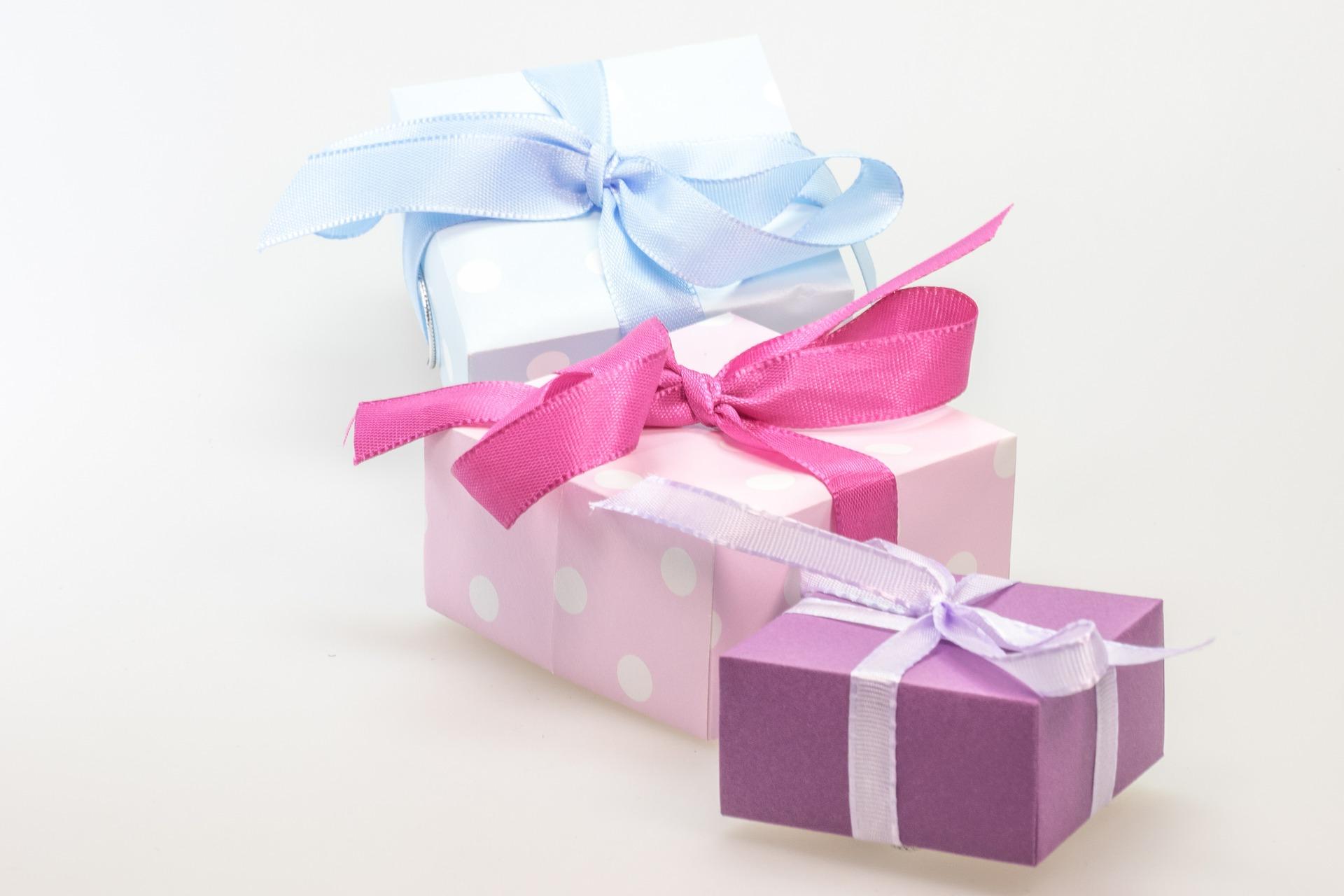 La garantie des cadeaux originaux en une boutique en ligne
